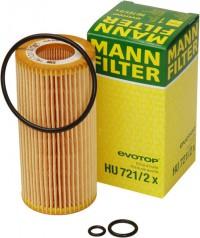 Номера фильтров MANN