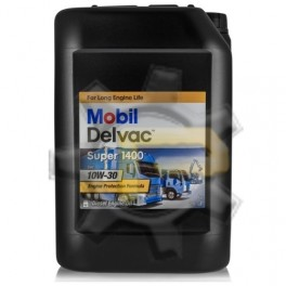 152715 Моторное масло MOBIL Delvaс Super 1400 10W30
