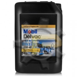 146324 Моторное масло MOBIL Delvaс Super 1400 15W40